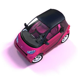 smart car modeling design