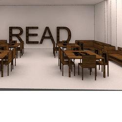 تصميم مكتبة