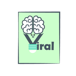 logo design  to   viral labs   company