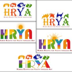 تصميم شعار مشروع حرية - من خلال الفن