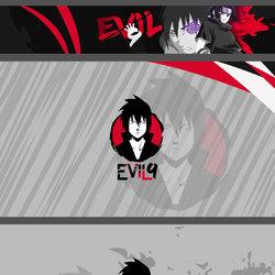 حزمة يوتيوب كاملة لقناة ايفل 9 | Evil9