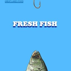 Fish shop ads