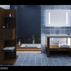 Interior - Nightbath