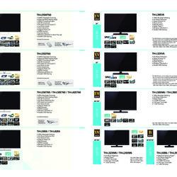 Panasonic VIERA Leaflet 2013