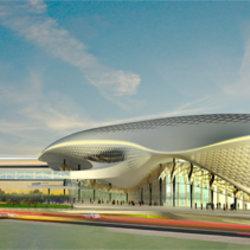 Erbil Metro Station