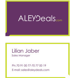 1 - Aley Deals