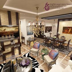 Interior design for an apartment