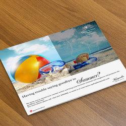 Kempinski Hotel Dead sea summer campaign