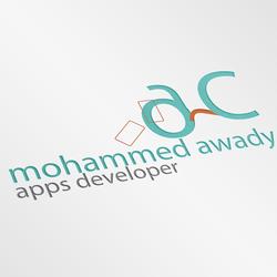 """mohammed awady -apps developer """"logo"""""""