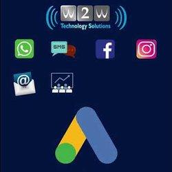 Wireless to wireless technology marketing promotion