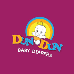 DUND DUN Diapers Branding