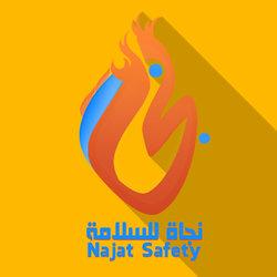 تصميم شعار لمؤسسة نجاة للسلامة
