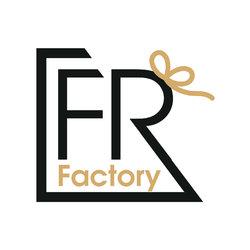 شعار محل تصنيع الهدايا FR Factory