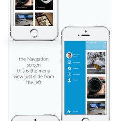 IOS8 App Concept