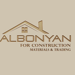 "Design Logo For ""El Bonyan "" Construction Material and trading  """