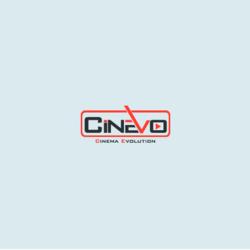 تصميم شعار لشركة الإنتاج cinevo