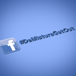 Social Media Graphics Animation Facebook hashtag