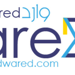 Bared Wared logo