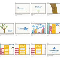 Corporate video design