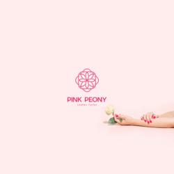 Pink Peony logo