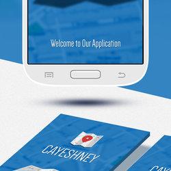 App Cayeshney Design