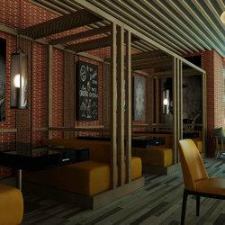 restaurant  2016 Architecture Design d'interaction