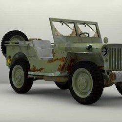 3D Jeep-MB-08