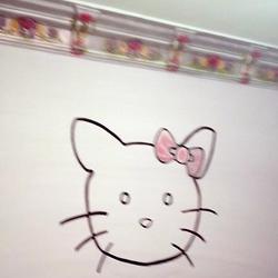 رسم حوائط حجرة اطفال