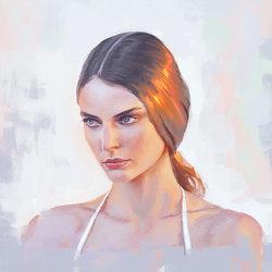 Portrait study #4