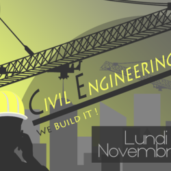 Engineering Event Poster ( Widescreen )