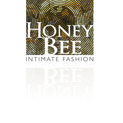 تصميم هوية محل HONE BEE