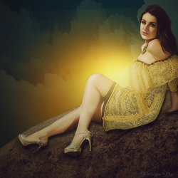 Design images for Safinaz Dance - تصميم صوره جديده للراقصه صافيناز