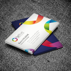 Belive Business Card