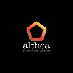 Identité visuelle pour la Société althea