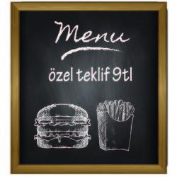 draw menu