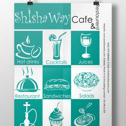 Shisha Way Cafe&Restaurent/Billboard