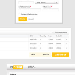 Eldezine eCommerce UI Kit