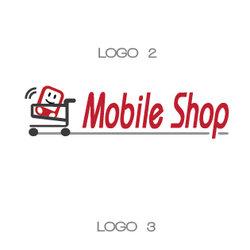 Mobile Shop Logos