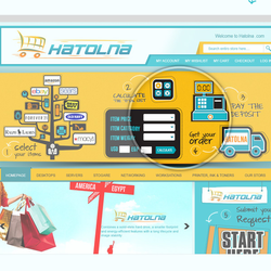 HATOLNA E-Commerce Website