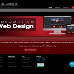 Al-Gharip Web Design & Development