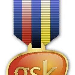 Medal Logo Idea for GSK Conference