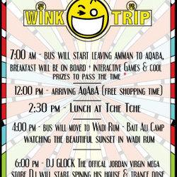 Wink Trip