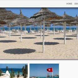 موقع للتعريق بالسياحة التونسية