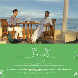 Hilton Worldwide Resorts ads