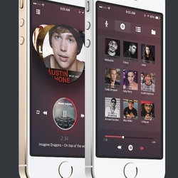 Music Player IOS 8