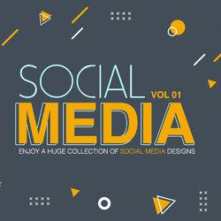 Social Media Collection VOL 01