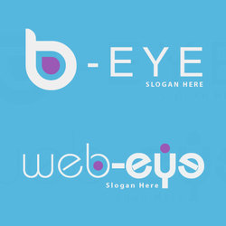 B-Eye Logo Design