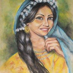 2 - portrait woman