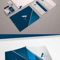 Brand Identity for ALPHBET Organization