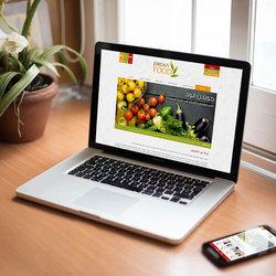 Jordan Food/ Website